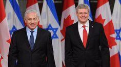 Israel and Stephen Harper :)