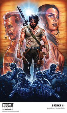 Keanu Reeves, Comic Book Artists, Comic Books Art, Power Rangers, Transformers, Comic Book Writing, Manga Anime, Secret Warriors, Boom Studios