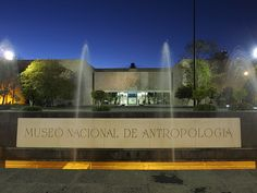 National Anthropology Museum of Mexico City