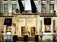 London The Montana Hotel United Kingdom, Europe Ideally located in the prime touristic area of Chelsea, The Montana Hotel promises a relaxing and wonderful visit. The hotel offers a wide range of amenities and perks to ensure you have a great time. Free Wi-Fi in all rooms, 24-hour front desk, facilities for disabled guests, express check-in/check-out, luggage storage are on the list of things guests can enjoy. Some of the well-appointed guestrooms feature television LCD/plasma...