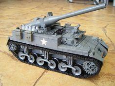 Epic Lego tanks!