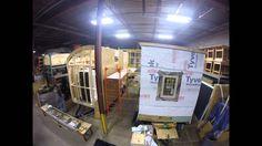 AU Tiny House Build Time-lapse