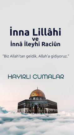 Islam Muslim, Allah Islam, Islam Quran, Islamic Inspirational Quotes, Islamic Quotes, Friday Morning Quotes, Friday Messages, Jumma Mubarak Quotes, Allah Names