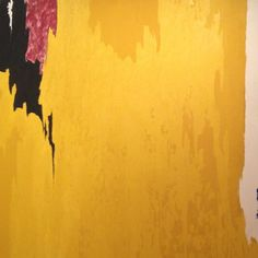 Clyfford Still at SFMoma