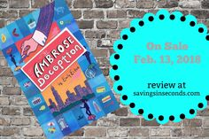 Savings in Seconds | The Ambrose Deception by Emily Ecton – book review | http://www.savingsinseconds.com
