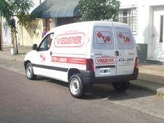 Grafica Vehicular - Confiterias Viegener