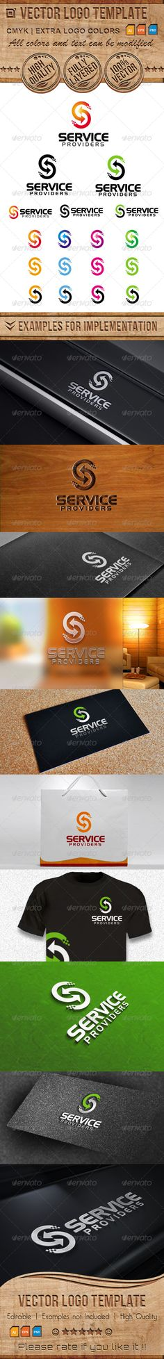 S, Service Vector Logo Template  #GraphicRiver        An excellent Illustrator (AI), Photoshop (PSD), Vector (EPS) professional custom logo template highly suitable for S, Service, circle, app, software, community, groups.  FEATURES   The Logo Is 100% Vector  100% Customizable  Fully Layered Logo Template  CMYK   Gradient version  High Quality  AI, EPS, PSD files  All colors and text can be modified  Font Details  1. SERVICE : Hanzel-normal(font) –  .ufonts /fonts/hanzel-normal.html…