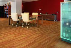 Fornitura è messa in opera di un pavimento flottante prefinito, in ...