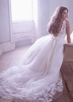 tulle and lace