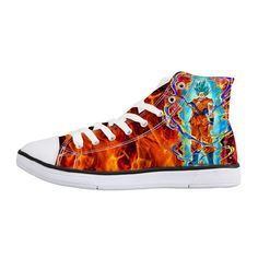 check out 390f4 37946 Dragon Ball Z Shoes 3D Printed - - 3D Hoodie - 50% OFF Limited Today