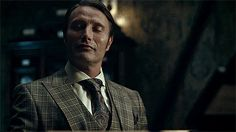 Mads & Hannibal — existingcharactersdiehorribly:   My Top Five...