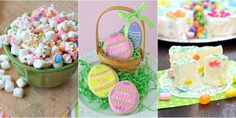 Homemade Easter Basket Gift Ideas - Food Gifts For Easter—Delish.com