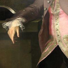 Bildergebnis für portrait by Joseph Blackburn 1755