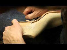 Saint-Crispin's Flat Foot Adjustment - YouTube