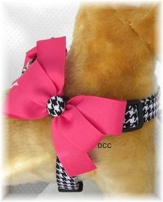 Dog Harness Size Small to XXSmall by DoggieCustomCouture on Etsy, $28.00
