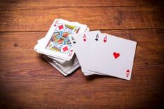 Reality Blog: Playing Cards and Freelance Success