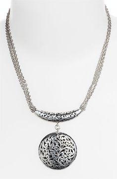 Lois Hill 'Balls & Chains' Statement Pendant Necklace, $598