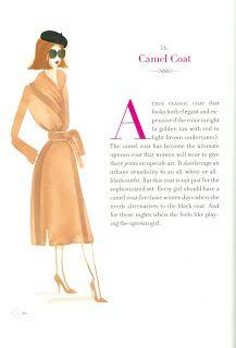 C: Camel coat