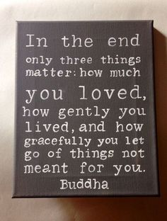 Buddha, one of our great Masters. This is all that matters each and every day. Go out and love the world with your kind hearts and minds. Divine Consciousness - Google+