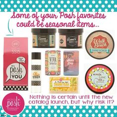 Stock up while you can!! www.perfectlyposh.com/wendybowen