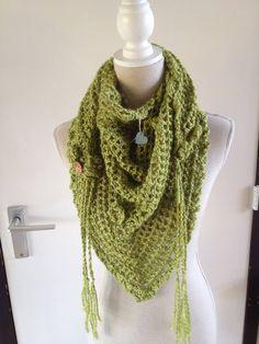 S11 - Road trip scarf