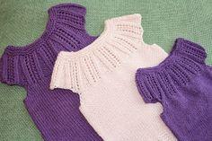 Mumma: Opskrift på strikket vest