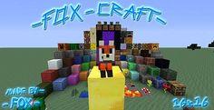 Fox Craft Resource Pack - minecraft resource packs :  ...  #resource #packs | http://niceminecraft.net/category/minecraft-resource-packs/