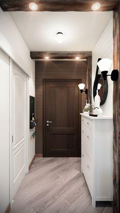 Фото из статьи: Как создать стиль шале в интерьере: советы профи и удивительная квартира из Магадана