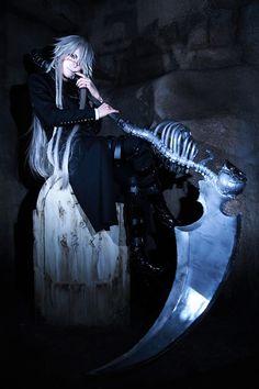 Undertaker (葬儀屋)(黒執事) | sakuya - WorldCosplay