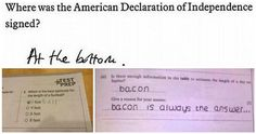 23 Hilarious Test Answers From Some Seriously Clever Kids