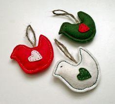 3 Little Cornletties Hanging Decorations. $8.95, via Etsy.    https://www.etsy.com/listing/116270309/3-little-cornletties-hanging-decorations