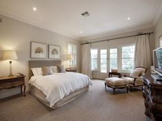 Modern Bedroom Carpet Ideas: Bedroom Ideas With Cream Carpet ~ homedesignlovers.com Bedroom Inspiration More