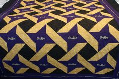 Image result for crown royal quilt