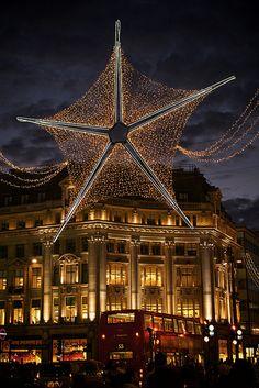 Christmas in London via flickr