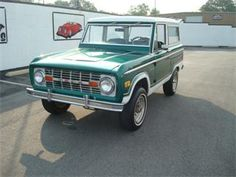 1977 Ford Bronco, my dream machine