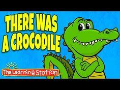 There was a Crocodile Song - Action Songs for Kids - Brain Breaks - Camp Songs - Kids Animal Songs Kindergarten Songs, Preschool Music, Music Activities, Youtube Preschool Songs, Preschool Movement Songs, Toddler Songs With Actions, Songs For Toddlers, Action Songs For Kids, Camp Songs