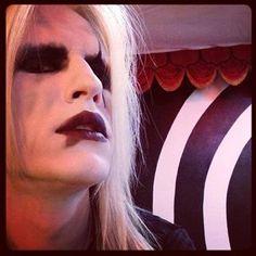 morgue freakshow makeup - Google Search