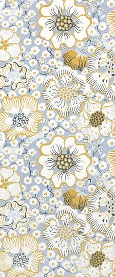 Wallpaper Fire Flower Bedroom Diy Wallpaper Fire Flower Wallpaper Fire Flower Non-Woven Fire Flower Josef Frank Flower Phone Wallpaper, Diy Wallpaper, Wallpaper Direct, Wallpaper Online, Wallpaper Samples, Pattern Wallpaper, Designer Wallpaper, Josef Franck, Retro Tapet