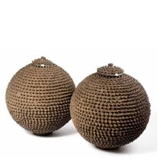 african mossi pots - African Decor