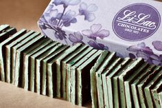 ) A refreshing, melt-in-your-mouth treat, with a fresh mint filling sandwiched between two delicate layers of dark chocolate. After Dinner Mints, Chocolate Gift Boxes, Decadent Chocolate, Fresh Mint, Hostess Gifts, Delicate, French, Layers, Aesthetics
