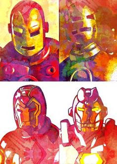 steel poster Pop art fauvism abstratct popart comics comic books characters illustration drawing color colorful