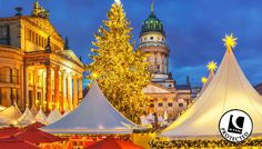 UK Holidays: Berlin, Germany: 2-4 Night Christmas Markets Break With Hotel and Flights - Up to 32% Off for just: £69.00 Indulge in a little Christmas magic with a 2-4 night stay in Berlin      Enjoy a warm seasonal welcome at the Comfort Hotel Lichtenburg, Ivbergs Charlottenberg Hotel or Ivbergs Berlin Messe Hotel      Explore the Berlin City-West area's dazzling fairground attractions...