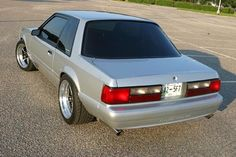 Steve Bell's Coyote-Swapped 1991 Fox Mustang LX Coupe Pulls Like a Freight Train