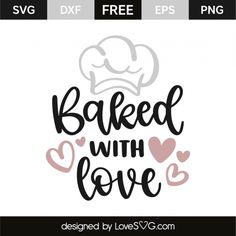 Baked with love – beauty