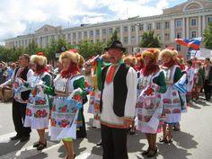 Mariler - Marik - Mari People - Марийцы