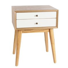 Adorable mid century modern side table