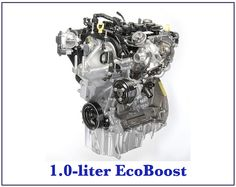 Just crazy -- this 1.0-liter EcoBoost engine offers three cylinders and is finding its way into larger cars including the Ford Mondeo.