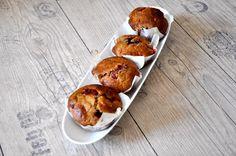 Muffiny z celozrnné mouky a kefíru s lesním ovocem :: freshdish