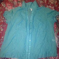 Blouse Plus size, Merona Tag says 24 but fits a 22 best Merona Tops Blouses