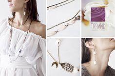 THRAND SU Giada&Co. http://www.giadaandco.com/designer-collection/trhand?___store=it #thrand #jewelry